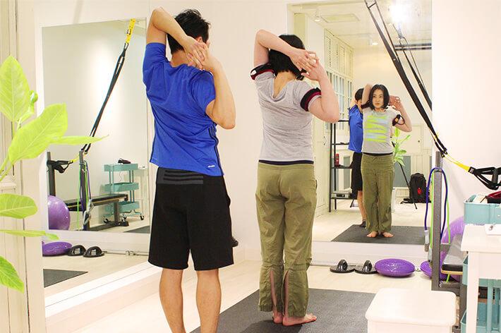 トレーニングの流れ3